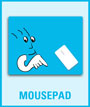 Mousepadblocks aus Papier